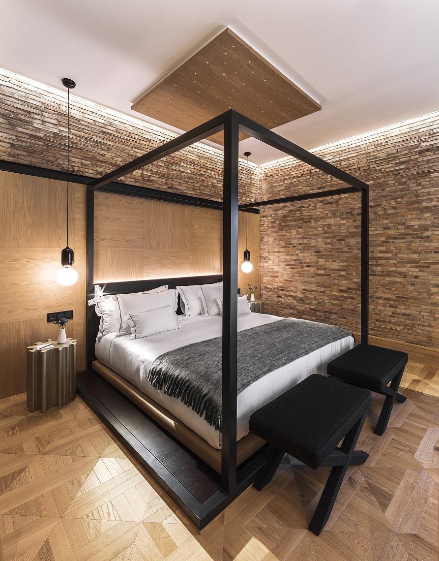 012 Monument - Suite Battlló Detalle Dormitorio