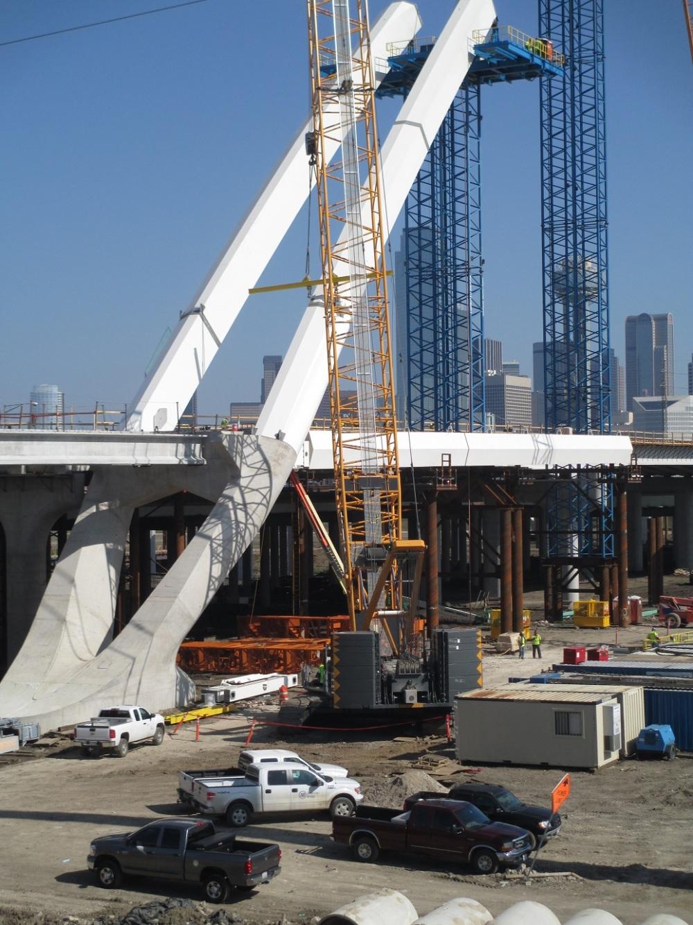 Construcción Arco Puentes Margaret Mcdermott 3