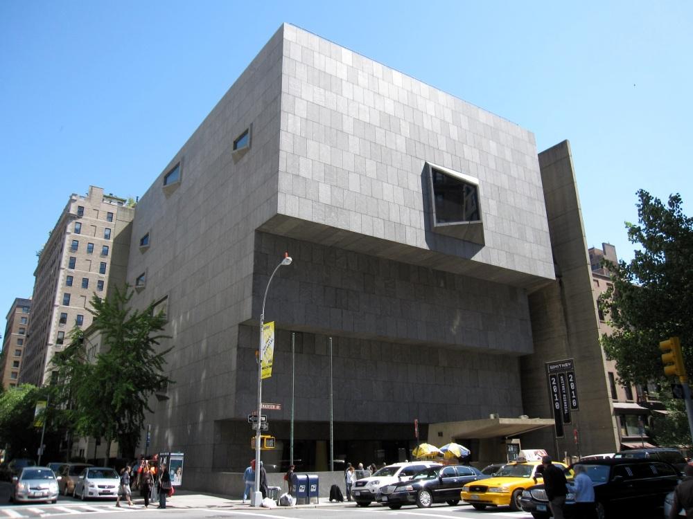 Breuer (Whitney Museum Art)