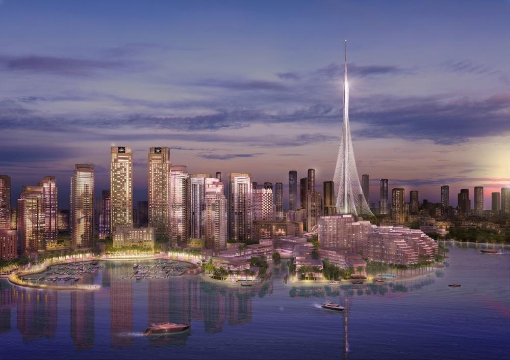 009 The Tower at Dubai Creek Harbour