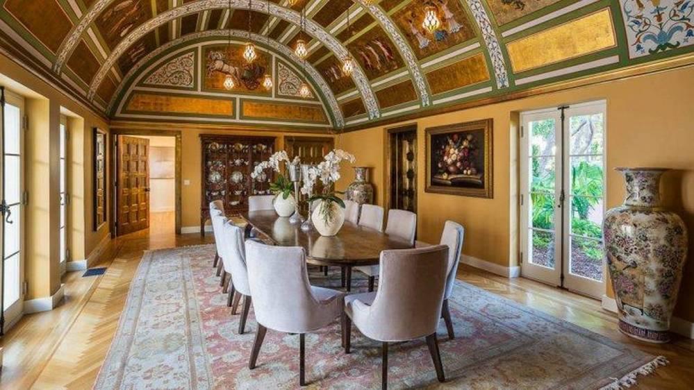 005 Ponen a la venta la mansión de Scarface en 34 millones de dólares