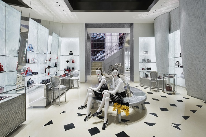 Dior Boutique6 by Bakas Algirdas