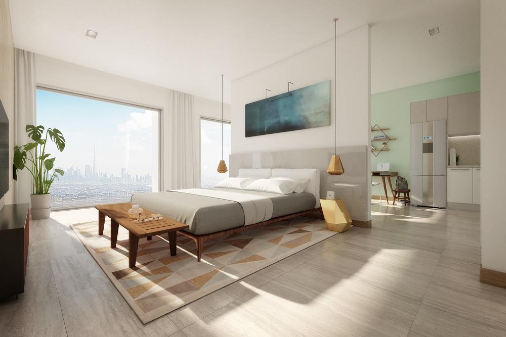 005 RUYA_Aston_T2_Studio-Apartment-Bedroom_003