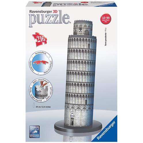 011 torre de pisa puzzle 97631602329000g01011