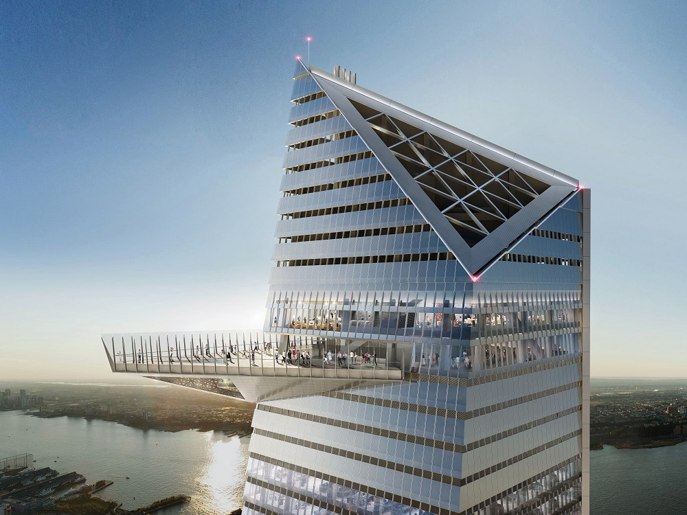Hudson Yards Observation Deck - courtesy of Related-Oxford
