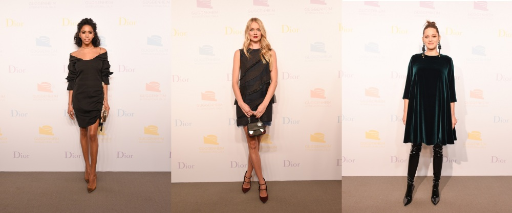 2016 GUGGENHEIM INTERNATIONAL GALA: PRE-PARTY MADE POSSIBLE BY DIOR